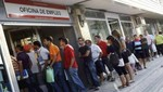 Desempleo, una epidemia que recorre al mundo