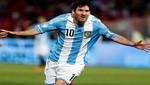 Messi no descarta en terminar su carrera profesional en Argentina
