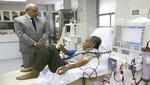 Ministro Cateriano supervisó ambientes remodelados del hospital naval [FOTOS]