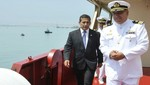 Ollanta Humala es el primer mandatario peruano en  visitar la Antártida