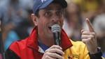 Capriles criticó al gobierno venezolano por devaluar la moneda del país