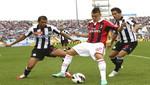 Serie A: Milan igualó 1 a 1 con Cagliari