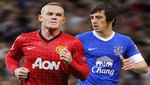Premier League: Manchester United se impuso 2 a 0 a Everton