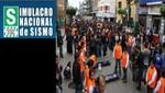 Se fijan simulacros de sismo y tsunami para el 2013