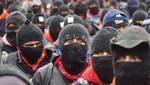 México: el Ejército Zapatista no usa Facebook y Twitter porque son 'guerrilleros'