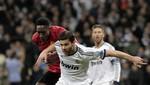 Real Madrid empató 1-1 con el Manchester United