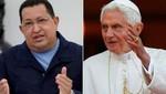 De Benedicto XVI al presidente Chávez