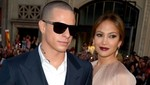 Jennifer Lopez y Gasper Smart en abertura de tienda Tommy Hilfiger [FOTO]