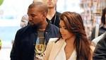 Kanye West y Kim Kardashian tuvieron un contratiempo en el aeropuerto JFK