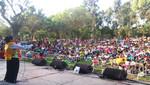 San Valentín se vive en familia en el Parque Zonal Sinchi Roca de Comas con shows artísticos gratuitos