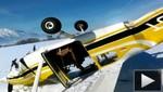 Un hombre resgistró el momento en que la avioneta en que viajaba se estrella [VIDEOS]