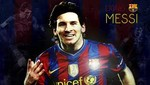 Lionel Messi marcó su gol número 300 vistiendo la camiseta del Barcelona