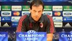 Entrenador del Milan: Barcelona es el mejor del mundo, pero mi equipo no será su víctima