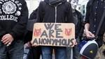 Anonymous 'hackeó' la página web del Departamento de Estado de EE.UU