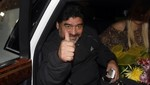 Maradona: Espero que mi nieto, mi  hijo y el de Messi jueguen juntos