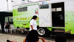 Campaña contra el cáncer en San Miguel