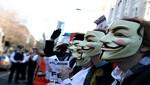 Hackean la cuenta de Twitter de Anonymous
