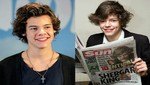 One Direction: Harry Styles tiene un hermano gemelo