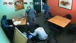 Surquillo: sicarios roban y matan a empresario en notaría en solo 25 segundos [VIDEO]
