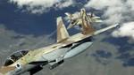 Aviones israelíes violan el espacio aéreo del Líbano