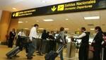 Llegada de turistas internacionales al Perú creció 10% en el 2012