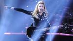 Madonna la que hizo más dinero en 2012 gracias a su gira mundial