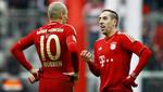 Bayern de Munich destruyó por goleada al Werder Bremen por 6 - 1