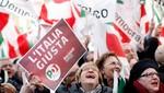 Italia: participación en elecciones legislativas cae 1,57%
