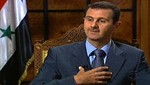 Al Assad debatirá asuntos internos de Siria 'solo con sirios'