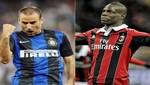 Serie A: Milan empató 1 a 1 con Inter