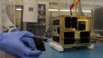 Lanzan al espacio dos nanotelescopios