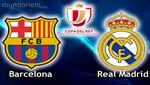 Barcelona recibirá al Real Madrid por la Copa del Rey (2:55pm hora peruana)