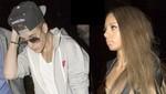Justin Bieber visita el club nocturno DSKTRT de Londres con Ella-Paige Roberts-Clarke [FOTOS]