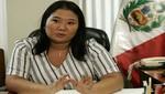 Keiko Fujimori sobre seguridad ciudadana: la estrategia de Ollanta es ocultar la realidad