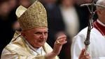 Benedicto XVI al despedirse de cardenales: seré obediente y respetuoso con nuevo Papa