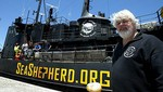 EE.UU califica de piratas al grupo de activistas Sea Shepherd
