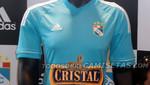 La camiseta de Sporting Cristal se encuentra  entre las 10 más bonitas de la Copa Libertadores 2013