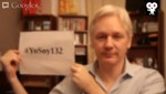 Julian Assange: #YoSoy132