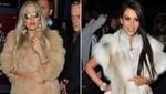 Lady Gaga furiosa con Kim Kardashian por robarle a su diseñador