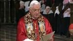 ¿Qué hacía Ratzinger cuando Dios dormía?
