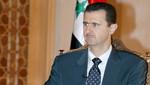 Al Assad acusa a Reino Unido de 'intimidar' Siria en su contra