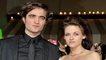 Robert Pattinson roba la atención de Kristen Stewart