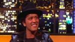 Bruno Mars imitaba a Elvis Presley cuando niño [VIDEO]