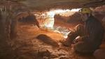 Científicos rusos descubren un mapa tallado en piedra de hace unos 5.000 años