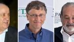La revista Forbes publicó la lista de los millonarios 2013