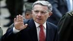 Alvaro Uribe: Rechazar el fallo de la Haya sería una  solución decorosa para Colombia