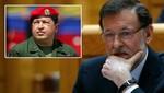 Mariano Rajoy: Hugo Chávez fue una de las figuras más influyentes de la historia de Venezuela
