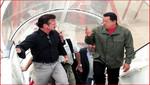 Sean Penn sobre muerte de Hugo Chávez: EEUU perdió un amigo que desconocía