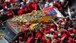 Ataúd paseado en Caracas no tenía el cadáver de Hugo Chávez