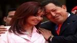 Cristina Fernández: Hugo Chávez fue el mejor amigo de Argentina